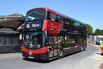 BL65YYR Transdev Harrogate & District