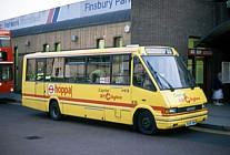 J626HMH Capital CityBus