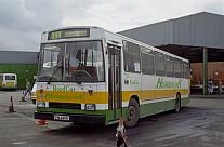 PIW4456 (BDF204Y) Rebody RoadCar Northern Bus National Travel West