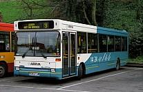 R343TJW Arriva North Midlands