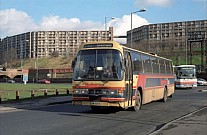 EBW105Y Northern Bus,Anston COMS