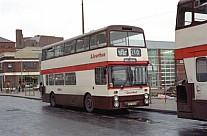 ONF663R Liverbus,Huyton GM Buses GMPTE