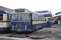 EHU377K Pennine Blue Badgerline Bristol OC