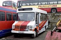 D898DSF Pilkington,Accrington Alexander Fife
