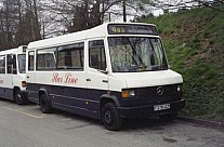 F378UCP Arrowline(Starline).Knutsford East Pennine,Halifax