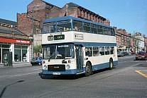 KOU796P Nottingham Omnibus Bristol OC