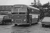 WCY705 South Wales Transport United Welsh