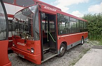H105MOB Border Buses,Burnley London Metroline London Buses