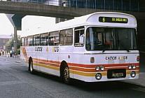 LTE486P Hylton Castle,Sunderland Darlington Busways GMPTE Lancashire United