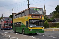 HJ52VFZ 2-Way Travel,Scunthorpe Wilts & Dorset