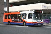 V503EFR Huddersfield Bus Co. Stagecoach Yorkshire Traction London Traveller