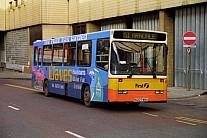 N207WBA First Manchester Timeline,Leigh
