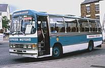 OEH42M Express,Rhos PMT