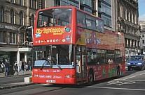 T506SSG Citysightseeing,Edinburgh Lothian RT