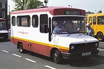 D115NON Midland Red North BeeLine,Manchester