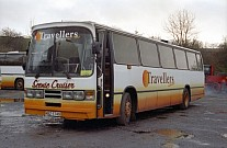 KBZ5749 (A287FEC) Travellers Choice,Carnforth Shaw Hadwin,Ulverston Brown,Ulverston
