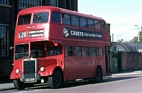 JBC989 BMMO(Midland Red) Kemp & Shaw,Leicester