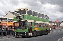 JDB114N Stagecoach Ribble East Midland - Frontrunner(SE) GM Buses GMPTE