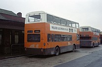 WRJ448X Greater Manchester PTE