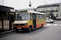 H415BVR Timeline,Leigh Arrowline,Knutsford