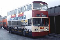 A140HLV MTL Lancashire Travel Merseybus Merseyside PTE
