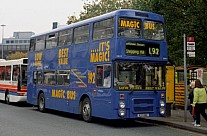 A21HNC Stagecoach Manchester(Magic Bus) GM Buses GMPTE