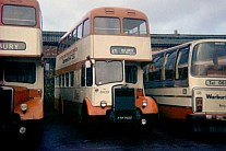 FTF703F Greater Manchester PTE SELNEC PTE Ramsbottom UDC