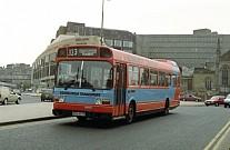 NEN962R Edinburgh Transport Cambus Green,Kirkintilloch GMPTE Lancashire United