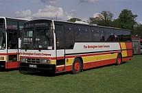 AAL453A (BUH224V) Rebody Birmingham Coach Company,Smethwick National Welsh