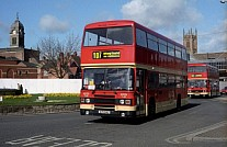 A711DAU Trent Barton
