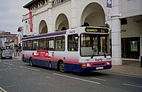 N624CDB First Eastern Counties First Manchester