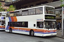 V157DFT Stagecoach Manchester Stagecoach Busways