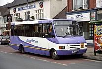 N67MDW DunnLine,Nottingham Bebb Llantwit Fadre