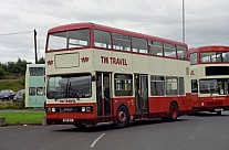 B82WUV TM,Chesterfield London Transport