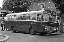 DXE137J Grenville,Camborne Blue Bus,Willington Demonstrator