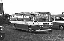 VUB398H Lancaster CT Fishwick,Leyland Smith,Tysoe Wallace Arnold,Leeds