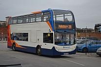 AE07KZH Stagecoach Lincolnshire