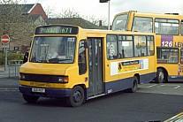 G121PGT South Lancs.Travel London Buses