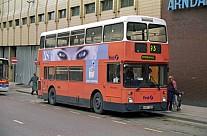 A697HNB First Manchester GM Buses GMPTE
