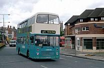 B134GAU Arriva Derby Derby CT