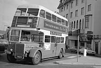 J8629 (MXX71) Jersey Motor Transport London Transport