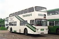 PRG135J Theobalds,Long Melford Grampian RT Aberdeen CT