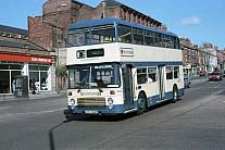 LEU254P Nottingham Omnibus Bristol OC
