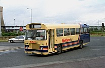 OCK350K Northern Bus,Anston Citybus,Belfast Ribble MS