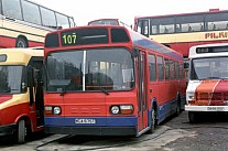 MCA675T Pilkington,Accrington Crosville MS
