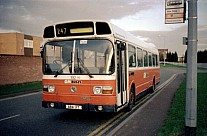 ABA17T GM Buses Greater Manchester PTE
