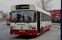 PJI5917 (RKA868T) MTL Manchester Beestons,Hadleigh Merseybus Merseyside PTE