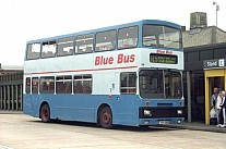 H114ABV Blue Bus,Bolton Stagecoach Burnley Burnley & Pendle