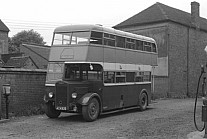 ACK829 Green Bus,Rugeley Ribble MS