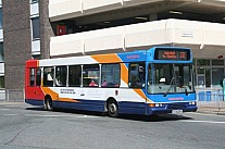 V504EFR Huddersfield Bus Co. Stagecoach Yorkshire Yorkshire Traction London Traveller